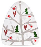"""Sagaform """"Christmas"""" Servierbrett"""