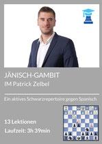 Jänisch-Gambit