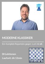 Moderne Klassiker 1.e4 e5