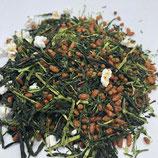 Tè verde Genmaicha - Raccolta del primo Sencha