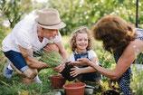 Workshop für Großeltern