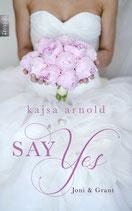 Say Yes - Joni & Grant