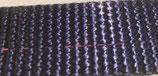 Gurtband PA glänzend, dunkelblau