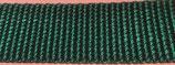 Gurtband PP matt, grün