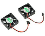 Rx8 gen1 - 30mm x 7mm Fan (2) Motor / ESC Accessories (weißer stecker)