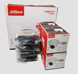 2MP Videoüberwachungsset mit 4 Stk. Mini-Dome-Außenkamera inkl. Zubehör