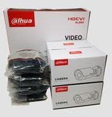 2MP Videoüberwachungsset mit 4 Stk. Bullet - Außenkamera inkl. Zubehör