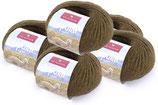 Alpaka-Soft Wolle