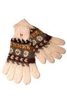 Rustikale Kinder Handschuhe
