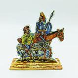 Figura Escena de Quijote