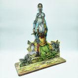 Figura Grande Escena de Quijote