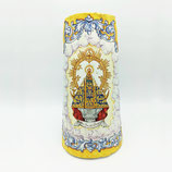 Teja Decorativa Virgen del Prado