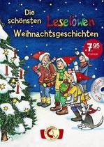 Die schönsten Leselöwen Weihnachtsgeschichten mit Hörbuch