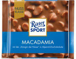 Ritter Sport chocolate con nuez macadamia
