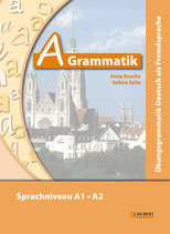 A- Grammatik, Sprachniveau A1-A2