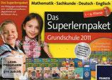 Das Superlernpaket Grundschule 1-4 Klasse Deutsch,Mathe,Sachkunde