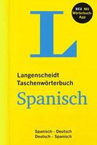 Taschenwörterbuch Spanisch Spanisch-Deutsch, Deutsch-Spanisch Ed 2016