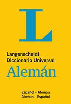 Diccionario Universal Alemán. Spanisch-Deutsch. Deutsch-Spanisch Ed.2019