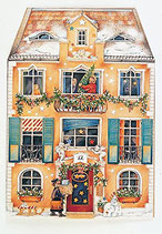Calendario de Adviento  - Adventskalender Im Weihnachtshaus