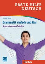 Erste Hilfe Deutsch.