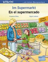 Im Supermarkt / En el supermercado  Deutsch-Spanisch