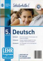 Deutsch Schülerhilfe 5 Klasse
