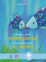 Schlaf gut, kleiner Regenbogenfisch / Duerme bien, pequeño Pez Arcoiris
