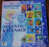Calendario de Adviento con Libros  -  Disney Die Eiskönigin_Mein Adventskalender