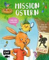 Mission Ostern – Finde den Eierdieb!
