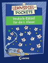 Deutsch-Rätsel für die 1. Klasse