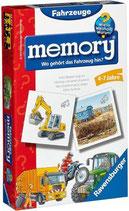 Memory Fahrzeuge - Wieso? Weshalb? Warum?