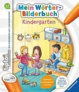 Mein Wörter-Bilderbuch Kindergarten