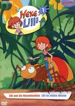 Hexe Lilli und die Rieseninsekten (La bruja Lilli y los insectos gigantes)