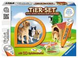 Tier-Set Golden Retriever     Interaktiver Spielspaß mit Hund, Katze und Welpe