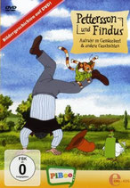 Pettersson und Findus- Aufruhr im Gemüsebeet