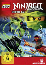 Lego Ninjago  -Masters of Spinjitzu-