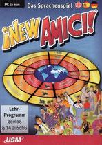 ¡New Amici! Das Sprachenspiel
