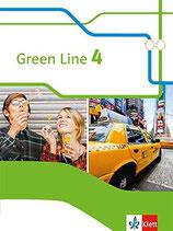 Greenline 4, Schülerbuch