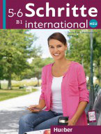 Schritte international Neu 5+6    (B1) Kursbuch