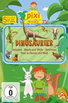 Pixi Wissen TV Dinosaurier (Pixi Conocimientos: Dinosaurios)