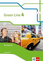 Greenline 4, workbook