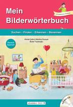 Mein Bilderwörterbuch, Deutsch - Spanisch, mit Audio-CD
