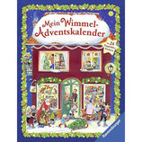 Calendario de Adviento con Libros (sin texto) -  Mein Wimmel-Adventskalender