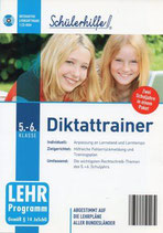 Deutsch Diktattrainer Schülerhilfe 5+6 Klasse