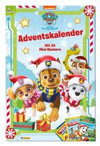 Calendario de Adviento con Libros  -  Paw Patrol-Helfen auf vier Pfoten Adventskalender