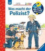 Was macht der Polizist?