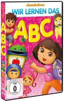 Wir lernen das ABC (Dora la exploradora: Nosotros aprendemos el ABC)