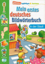 Mein erstes deutsches Bildwörterbuch: In der Stadt