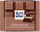 Ritter Sport chocolate relleno de crema de cacao