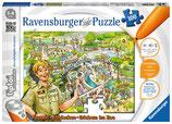 Puzzeln, Entdecken, Erleben: Im Zoo